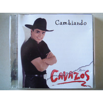Martin Cavazos Cd Cambiando