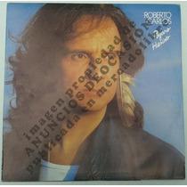 Pájaro Herido - Roberto Carlos (1990), Disco Lp Columbia