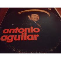 Lp Antonio Aguilar, Album De 3 Discos, Envio Gratis
