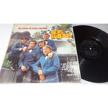 Los Babys - El Amor Es Para Los Dos Disco Lp Vinyl 1969 Eco