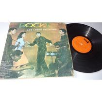 Rock ! Los Locos Del Ritmo Disco Lp Vinyl Etiqueta Dimsa