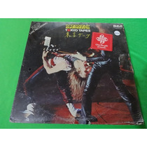 Vinyl Scorpions - Tokio Tapes / Saxon Bonfire Ufo Dokken