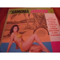 Lp Armonia Jarocha, Disco Seminuevo, Envio Gratis
