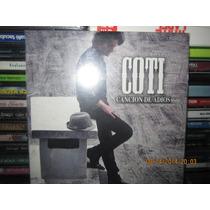 Coti Cansion De Amor Cd Single Nuevo