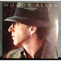 Woody Allen ¿ Standup Comic ¿ Discos Lp Vinil Doble 1979