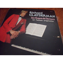 Lp Richard Clayderman, Un Toque De Ternura, Envio Gratis