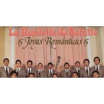 Cd Rondalla De Saltillo, 1988, Hecho En Usa, Envio Gratis
