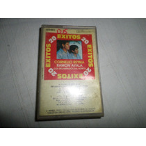 Cassette Original De Cornelio Y Ramon Ayala 20 Exitos