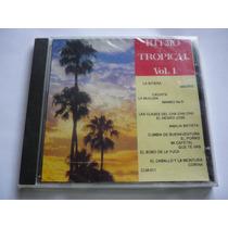 Ritmo Tropical Vol 1 Cd 1994 Originales De Lobo Y Melon