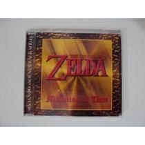 Soundtrack Alemán - The Legend Of Zelda: Melodies Of Time