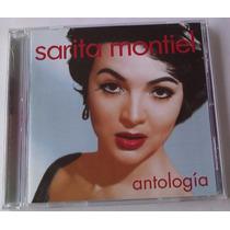 Sarita Montiel Antologia Cd Raro Unica Edicion 2001 Bvf