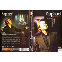 Raphael De Vuelta Gira 2003 - 2004 Dvd En Vivo