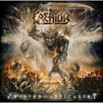 Kreator Phantom Antichrist Deluxe Edition, Cd+dvd