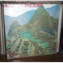 La Pampeñita Alejandro Vivanco Sipas Ticka Lp Machu Picchu