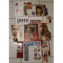 Pack Jlo Recortes Varios Jennifer Lopez Hpv