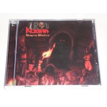 Iron Kobra Dungeon Masters Cd + Poster + Sticker Heavy Metal