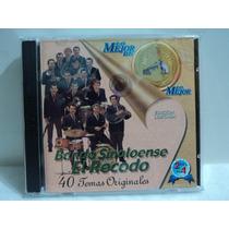 Banda Sinaloense El Recodo. 40 Temas Originales. Rca 2cds