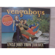 Vengaboys Uncle John From Jamaica Con Video Cd Single