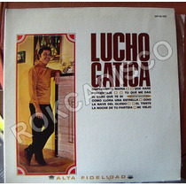 Lucho Gatica, Simplemente Maria, Lp 12´,