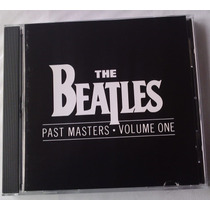 The Beatles Past Masters Volume One Cd 1a Edicion 1988 Bvf