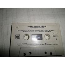 Cassette Original De Manoela Torres 10 Exitos