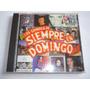 Los Grandes De Siempre En Domingo Cd 1998 Envío Gratis!