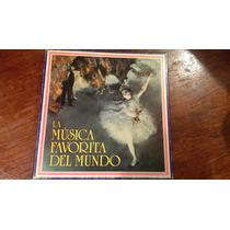 La Musica Favorita Del Mundo 8 Vinilos Acetatos