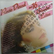 Rocío Dúrcal, Sus 16 Grandes Éxitos (1996) Cd Original Bmg