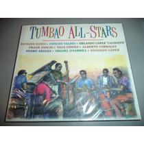 Cd Tumbao All Stars Son Guaracha Cubana Importado Sellado