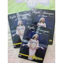 Kylie Minogue Dvd El Show X Aphrodite Body Language Sellado