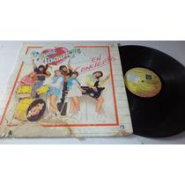 La Banda Timbiriche En Concierto Disco Lp Vinyl De Coleccion