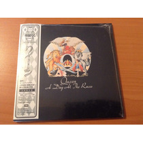 Queen A Day At The Races Cd Album Japonés
