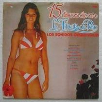 La Flauta De Pan / Disco De Oro 1 Disco Lp Vinilo