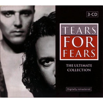 Cd Original Tears For Fears The Ultimate Collection 3 Discos