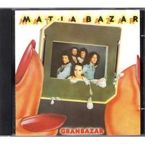 Cd Matia Bazar Granbazar 1991