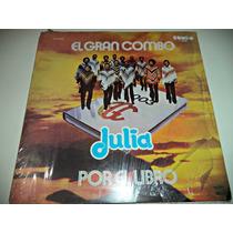 Lp El Gran Combo De Puerto Rico Julia