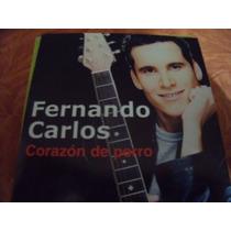 Cd Fernando Carlos Corazon De Perro, Sencillo, Envio Gratis
