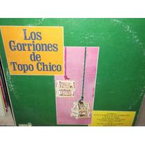 Los Gorriones Del Topo Chico Tombola Vinil