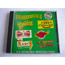 Super Sonideros Vol 3 Cd 1998 Efrén David Envío Gratis!