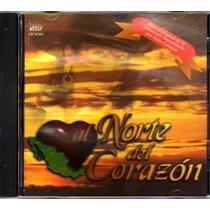 Lidia Cavazos Al Norte Del Corazon Cd 1a Ed 1997 Bfn