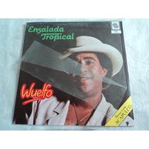 Wuelfo Acapulco Ensalada Tropical/ Lp Acetato Raro Seminuevo