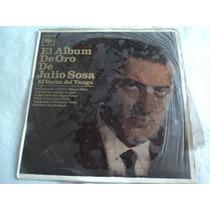 Julio Sosa Album De Oro El Varón Del Tango/ Lp Con Insert