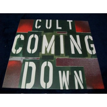 The Cult - Coming Down Vbf Lp Maxi-single Europeo Pearl Jam