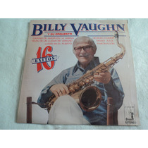 Billy Vaughn Y Su Orquesta 16 Éxitos/ Lp Vinil