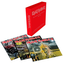 Iron Maiden Albums Collection 1980 - 1988 Lp Box Set
