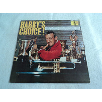Harry James Harry´s Choice! Trompeta/ Lp Vinil