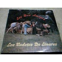 Disco Lp Los Cadetes De Linares - Los Dos Amigos -