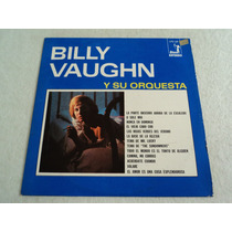 Billy Vaughn Y Su Orquesta O Sole Mio/ Lp Vinil Acetato