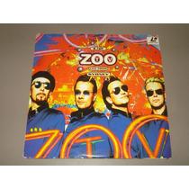 Laser Disc U2 Zoo Tv Live From Sydney