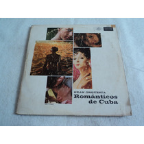 Gran Orquesta Románticos De Cuba/ 2 Lp Vinil Acetato